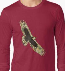 Soaring Hawk Long Sleeve T-Shirt