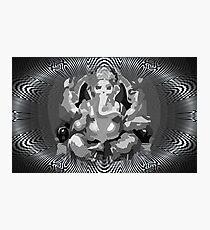 Ganapati Photographic Print