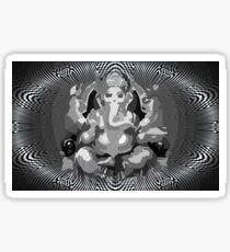 Ganapati Sticker