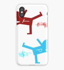 Asses of Fire iPhone Case