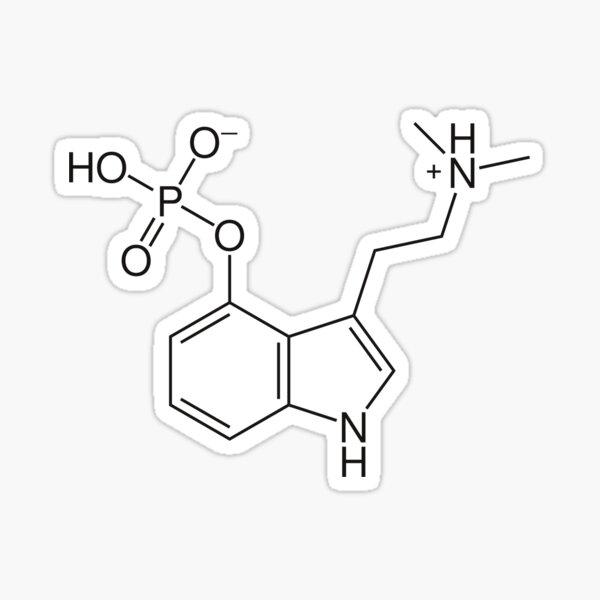 Psilocybin Sticker