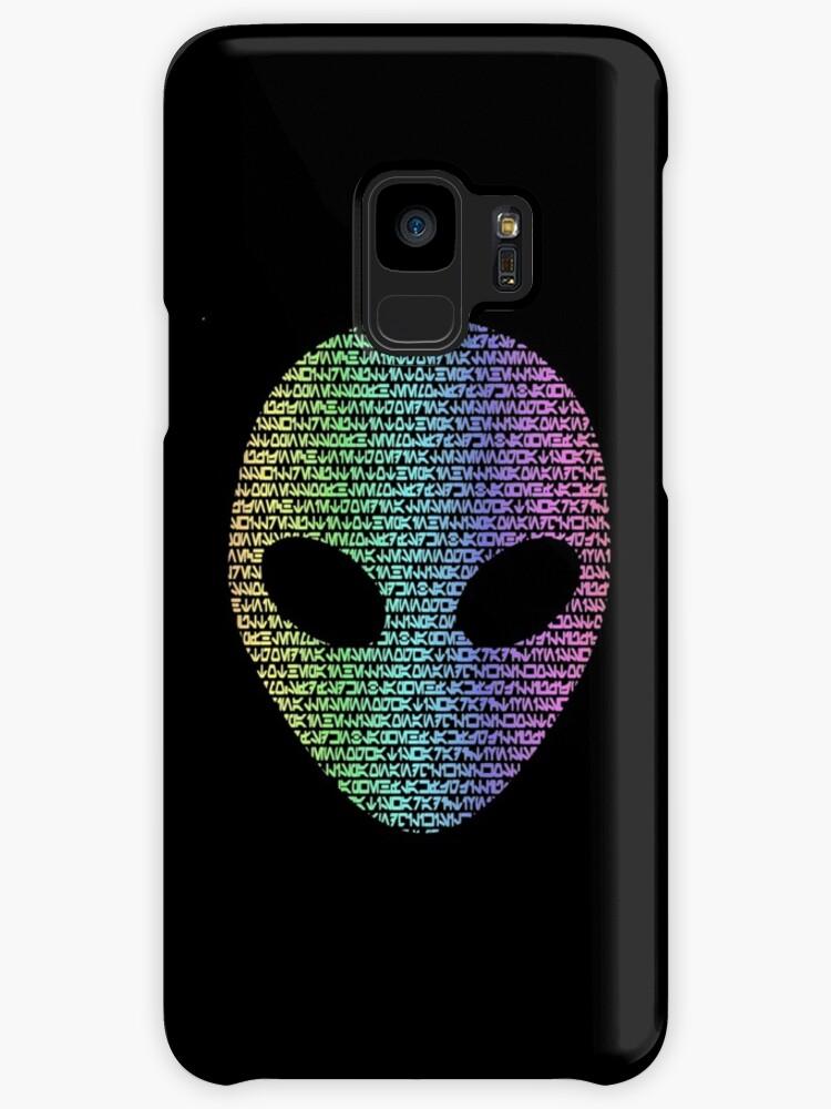 Coloured Alien Typograph by Rebellion-10