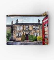 Merry Christmas - From The Woolpack Studio Pouch