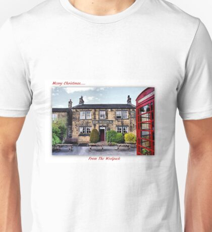 Merry Christmas - From The Woolpack T-Shirt
