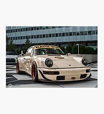 RWB Porsche Photographic Print