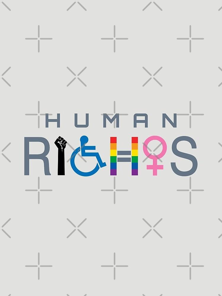 Human Rights by BendeBear