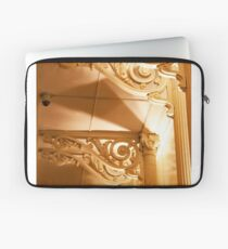 Lighting and Shapes Laptop Sleeve
