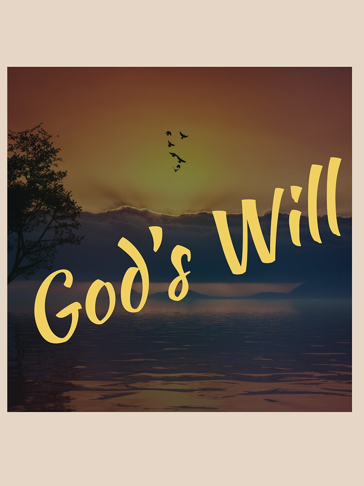 God's Will by Augustine98