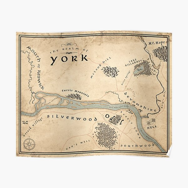 The Realm of York Poster