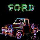 1955 Ford F150 by crimsontideguy