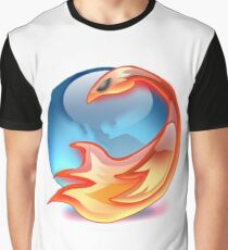 FIREFOX FAN Graphic T-Shirt