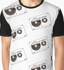 Play the Tape Through Graphic T-Shirt