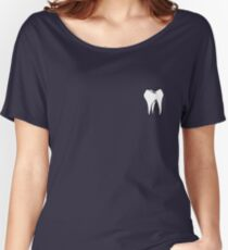 Knocking Teeth Women's Relaxed Fit T-Shirt