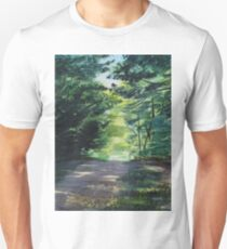 Summer In The Chestnut Woods T-Shirt