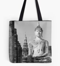 Thai Buddha III Tote Bag