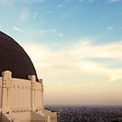 Griffith Observatory Los Angeles by ilovetheunknown