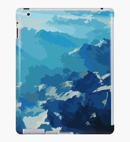 Birds View on the Alps (Velvia) VRS2 iPad Case/Skin