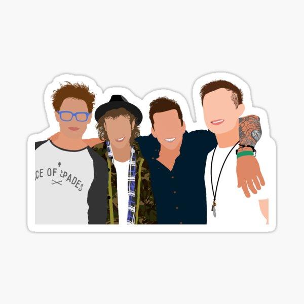 McFly sticker Sticker