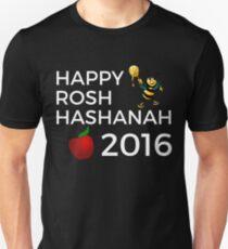 Happy Rosh Hashanah 2016 T-Shirt