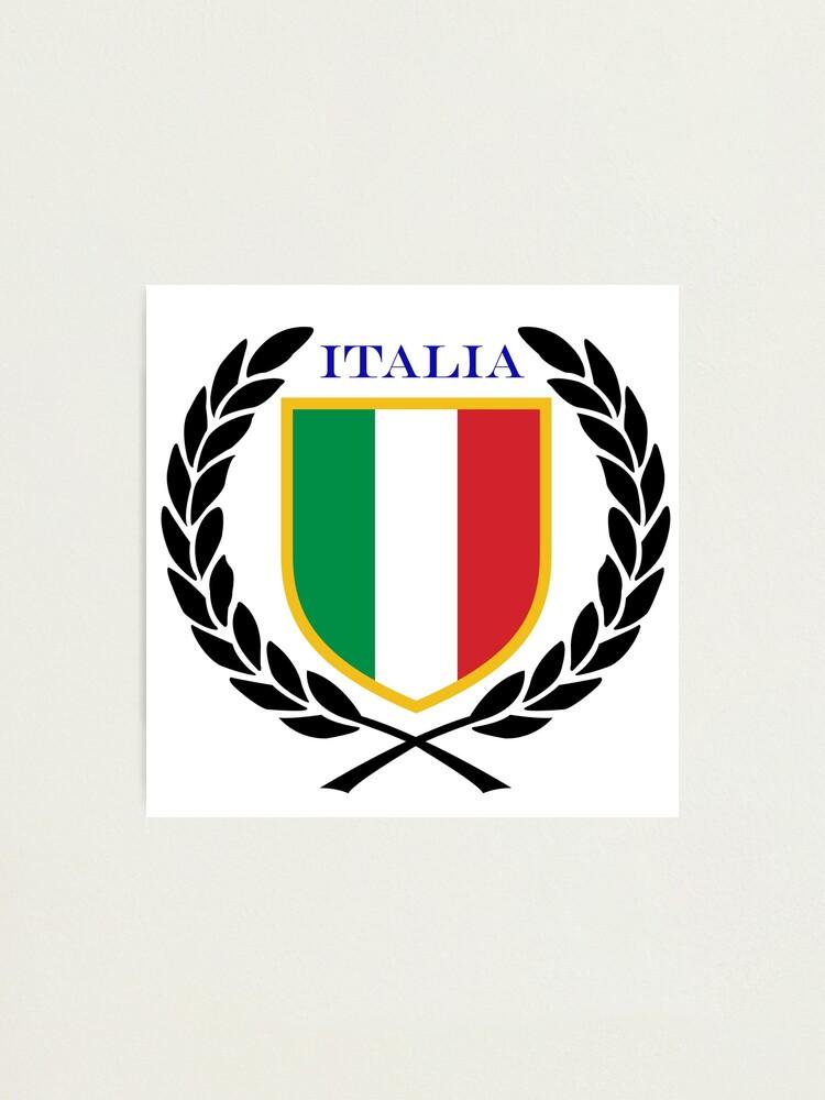 Alternate view of Italia Photographic Print