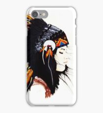 native indians iPhone Case/Skin