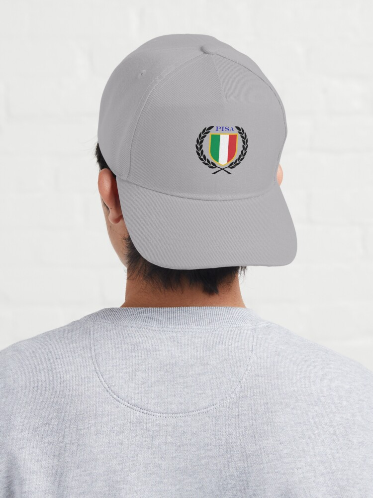 Alternate view of Pisa Cap