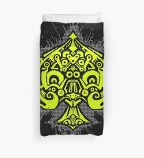 Radiant Spade Duvet Cover
