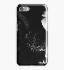 Outside the Crown Casino Melbourne  iPhone Case/Skin