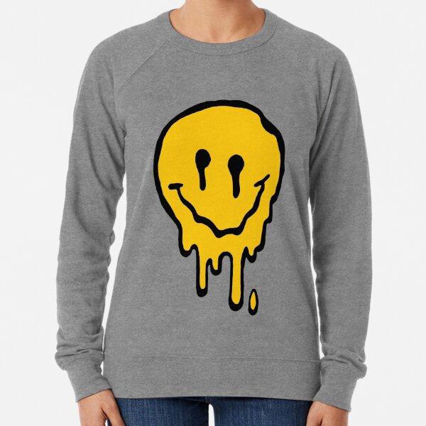 ACID SMILE Lightweight Sweatshirt