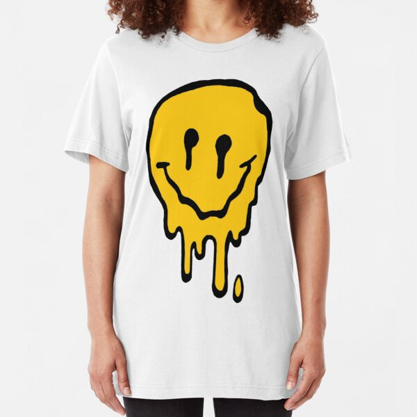 ACID SMILE Slim Fit T-Shirt