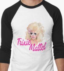 Trixie Men's Baseball ¾ T-Shirt