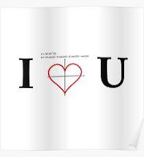 Geeky Love Plot Poster