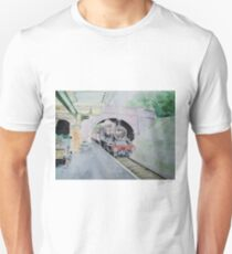 Steaming Into Rothley T-Shirt