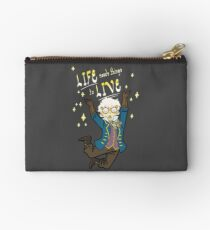 LIFE needs things to LIVE Studio Pouch