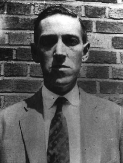 HP LOVECRAFT by slasherfanatic