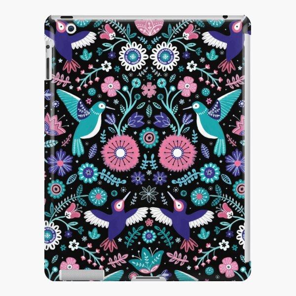 colibri jardin 2 Coque rigide iPad