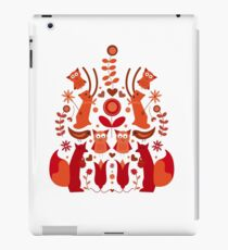 Ferien Waldland iPad-Hülle & Klebefolie