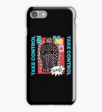 Slaves Band Take Control New Album Cover iPhone Case/Skin