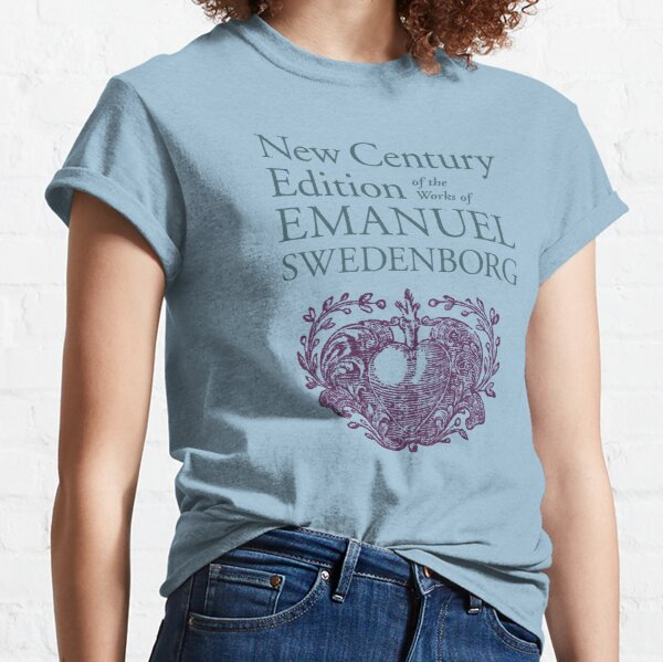NCE emblem vertical Classic T-Shirt