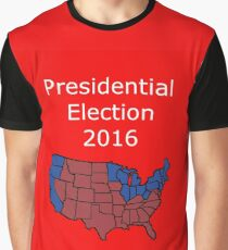 2016 Presidential Election Graphic T-Shirt