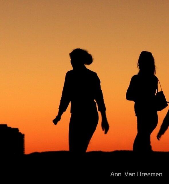 Going Home by Ann  Van Breemen