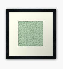 pastel tones Framed Print