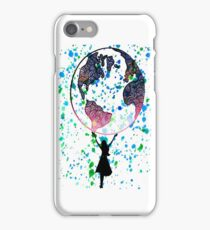 Earth Girl iPhone Case/Skin