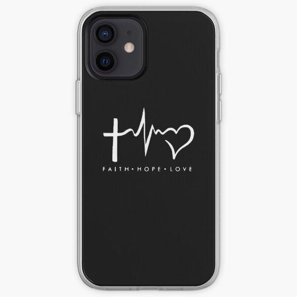 Christian Symbol iPhone Soft Case