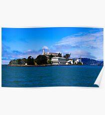 Alcatraz Island, San Francisco, CA Poster