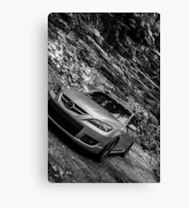 Mazdaspeed3 Canvas Print
