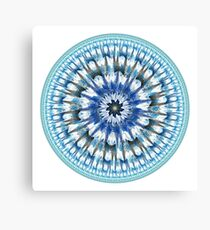 Mandala Of Peace Canvas Print