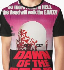 Dawn of The Dead Graphic T-Shirt