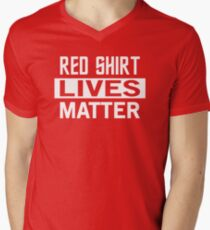 STAR TREK - RED SHIRT LIVES MATTER T-Shirt