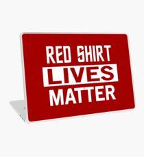 STAR TREK - RED SHIRT LIVES MATTER Laptop Skin